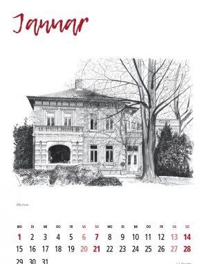Kalender Gildehaus Jan